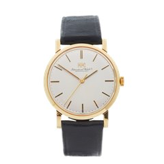 IWC Vintage Cal.403 14K Yellow Gold