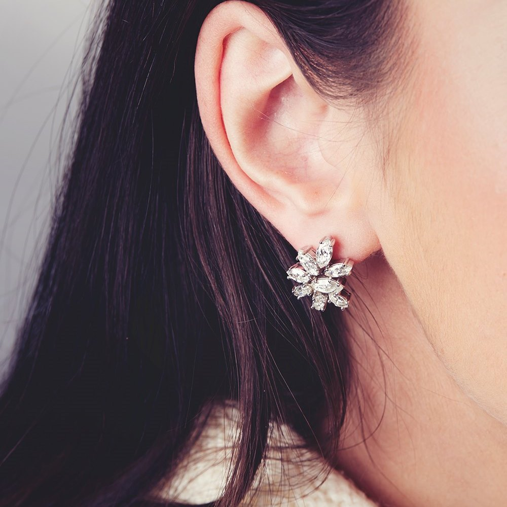 piercing earrings para pendientes pinterest gestalt pin second agujeros dos