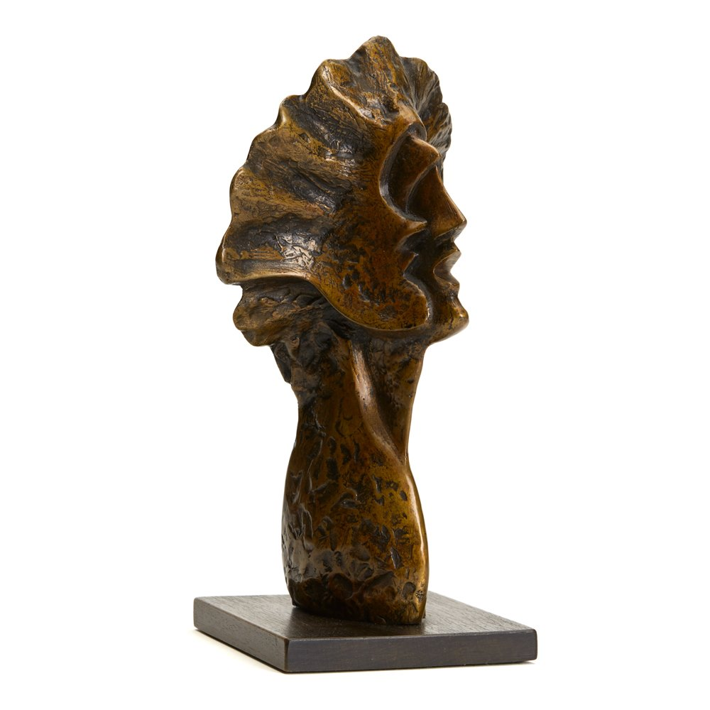 John Farnham Bronze Sculpture 20th Century