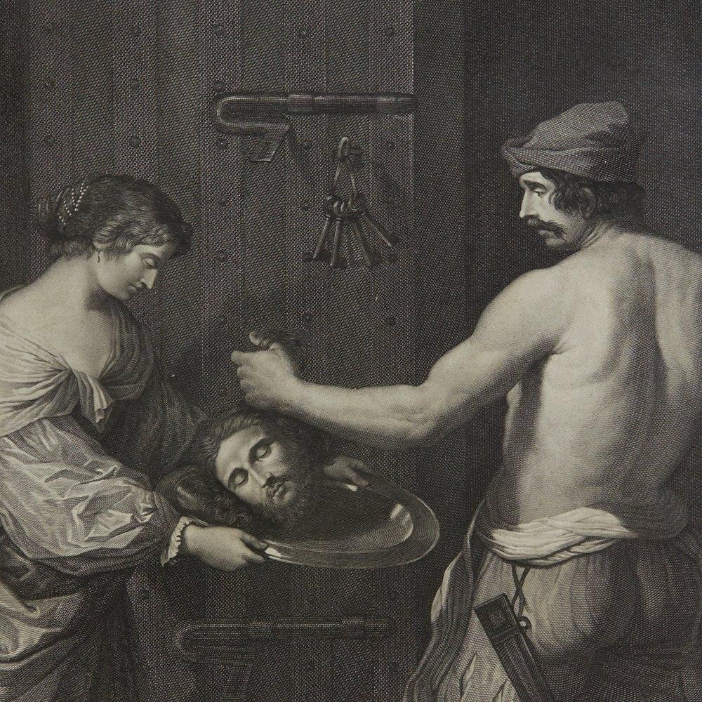 GUERCINO, SALOME 1796 1796