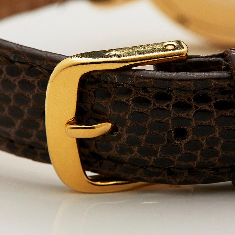 Vacheron Constantin Vintage 18k Yellow Gold