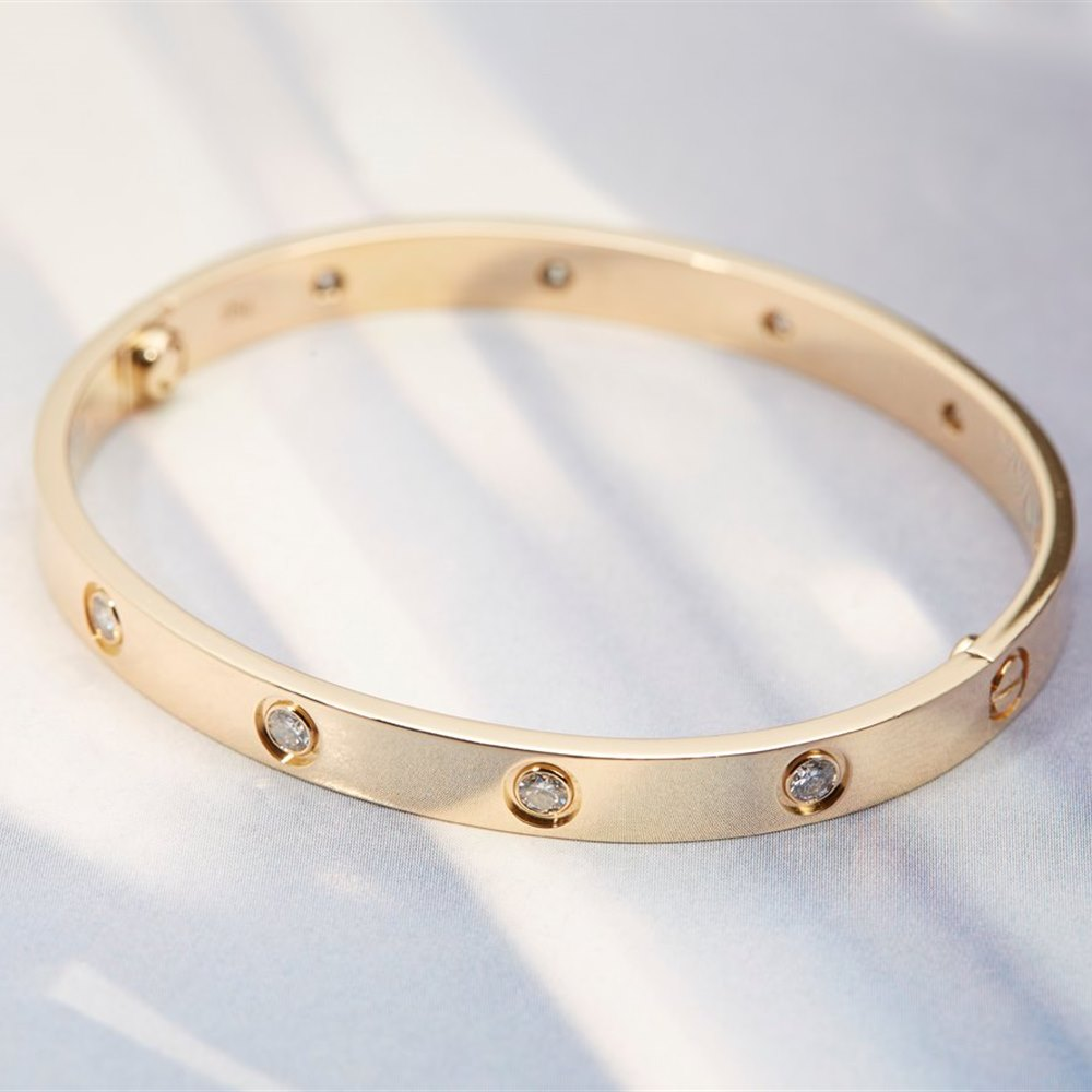 ememtiny cartier jewelry pinterest bangles best bangle gold jewelery and rose images diamond love on