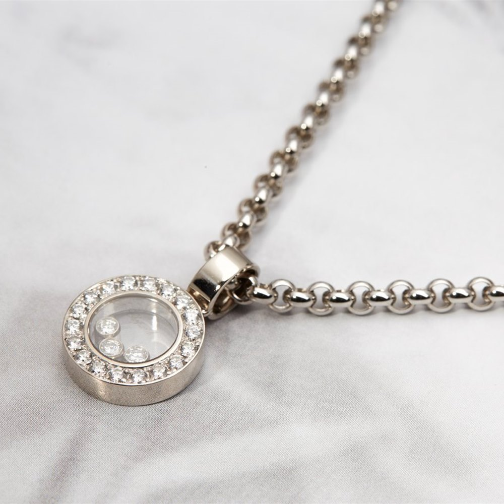 Chopard Happy Diamond Icons Necklace