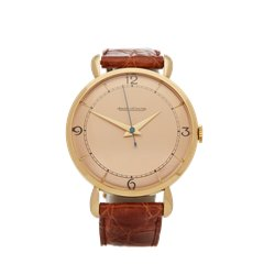 Jaeger-LeCoultre Vintage 35mm 18K Yellow Gold - P450/4C