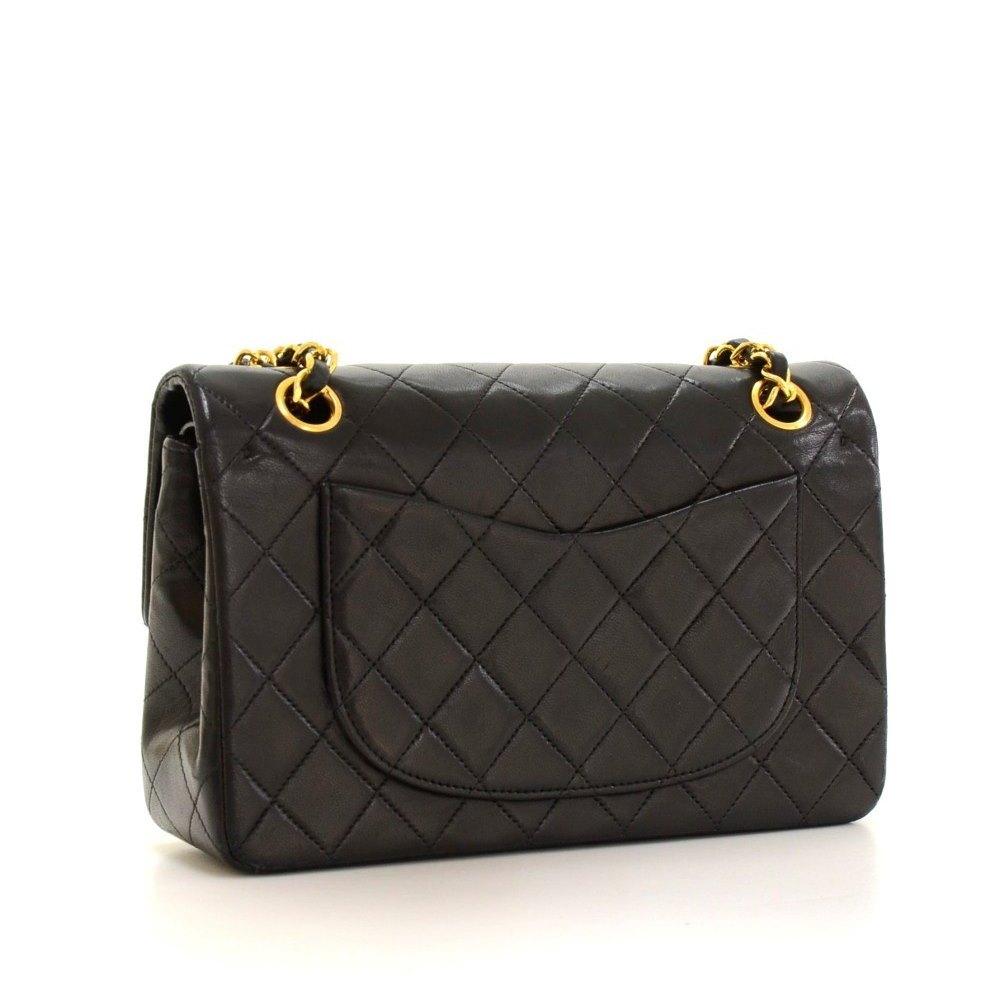 180ca5d71d Chanel 2.55 Double Flap Bag 1991 HB096 | Second Hand Handbags