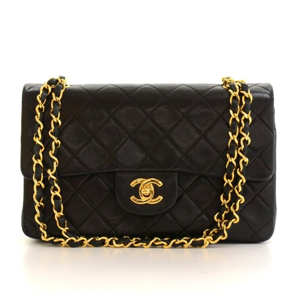 f0ca01505e48 Chanel 2.55 Double Flap Bag 1991 HB096 | Second Hand Handbags