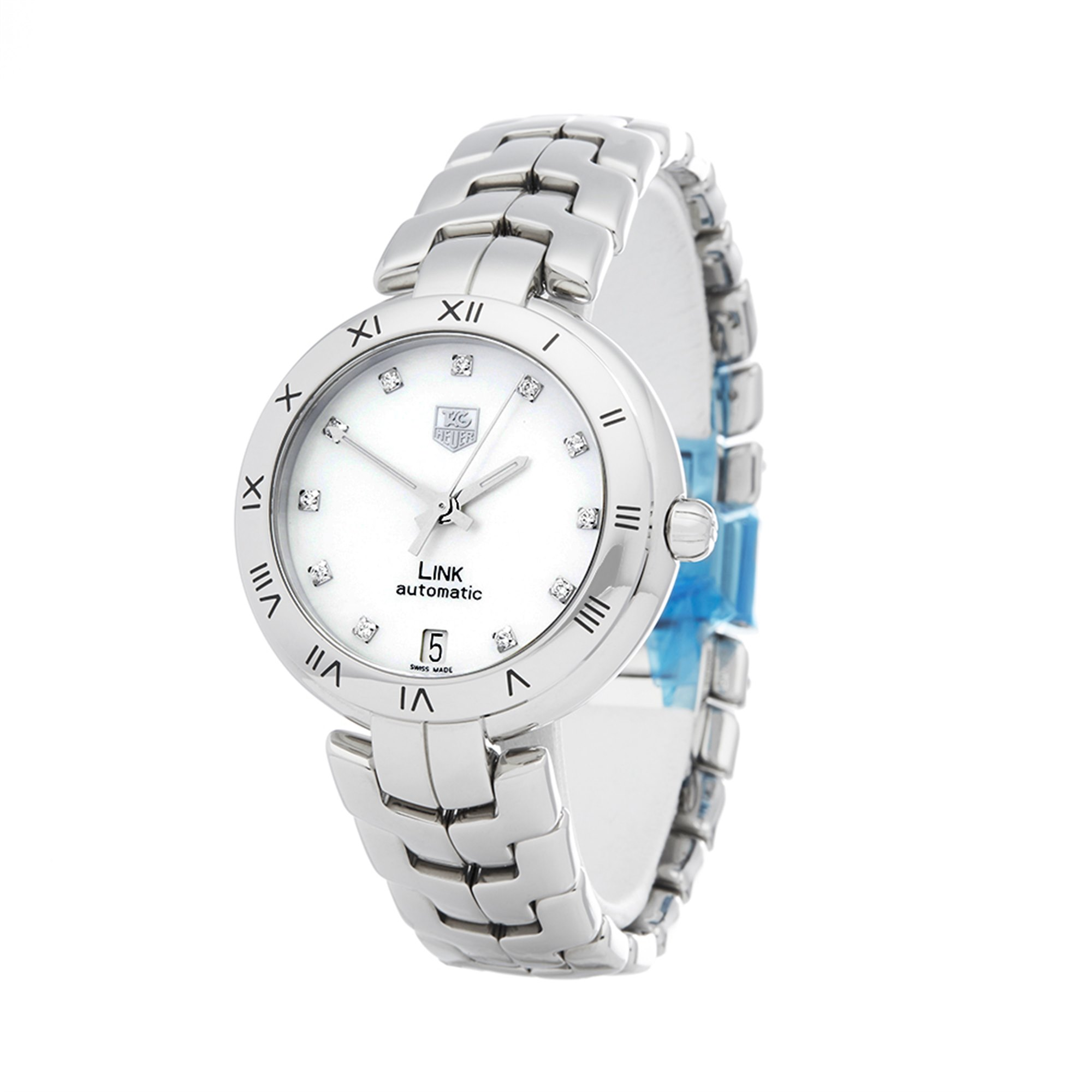 Tag Heuer Link Diamond Stainless Steel WAT2315.BA0956
