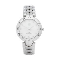 Tag Heuer Link Diamond Stainless Steel - WAT2315.BA0956