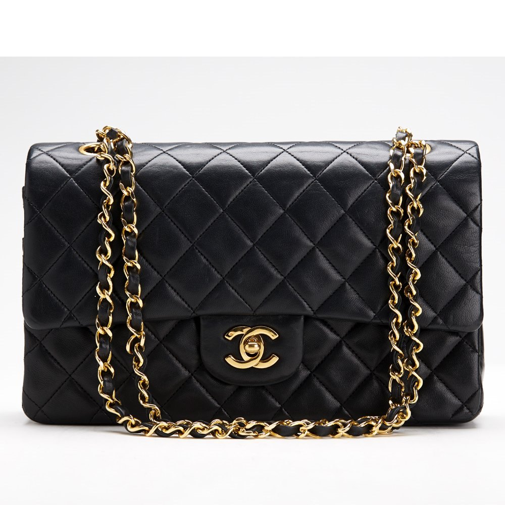 724d64d5e6c6 Chanel 2.55 Classic Double Flap Bag 1991 HB100 | Second Hand Handbags