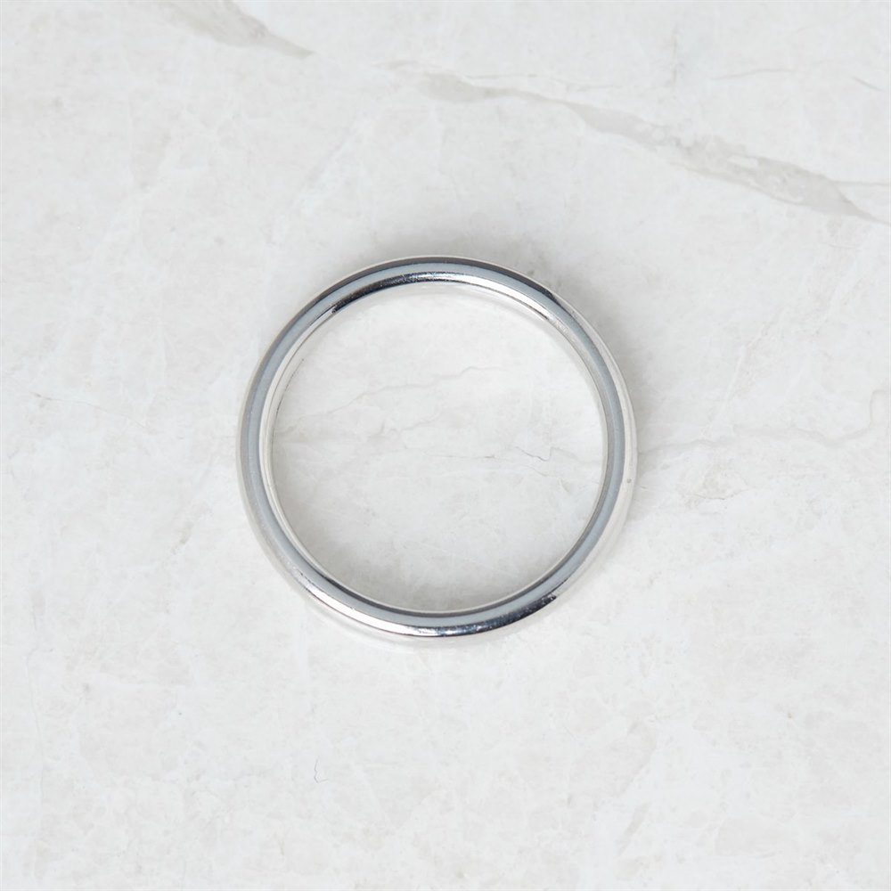 Platinum 1.5mm Wedding Band
