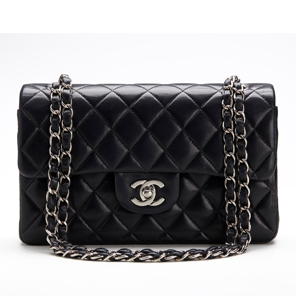 1e7a6cc02184 Chanel 2.55 Classic Double Flap Bag 2001 HB107 | Second Hand Handbags