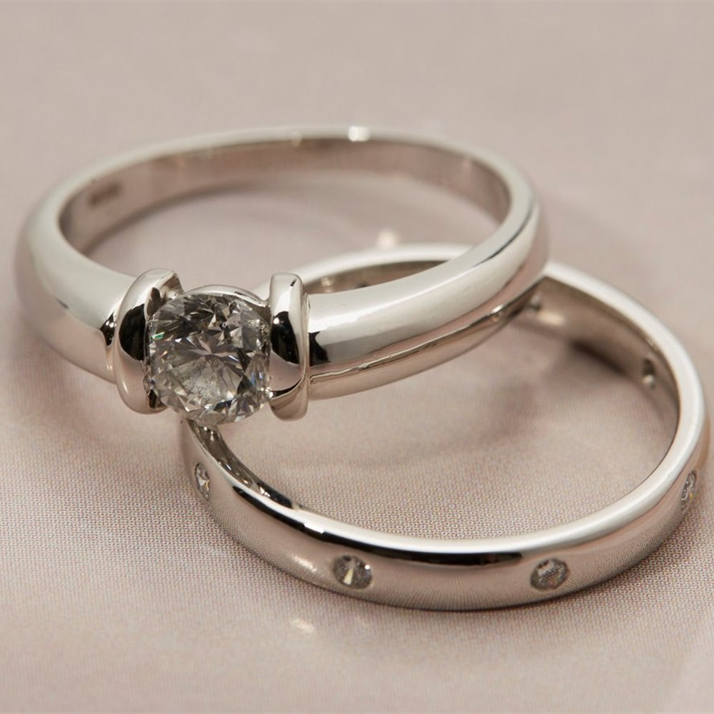 once cut gia wedding a ring princess diamond products upon j platinum engagement set