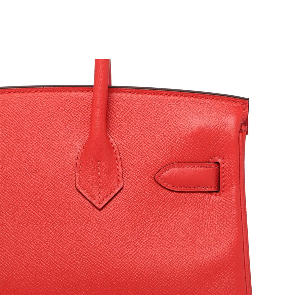 205b55b3da22 Hermès Rose Jaipur Epsom Leather Birkin 30cm