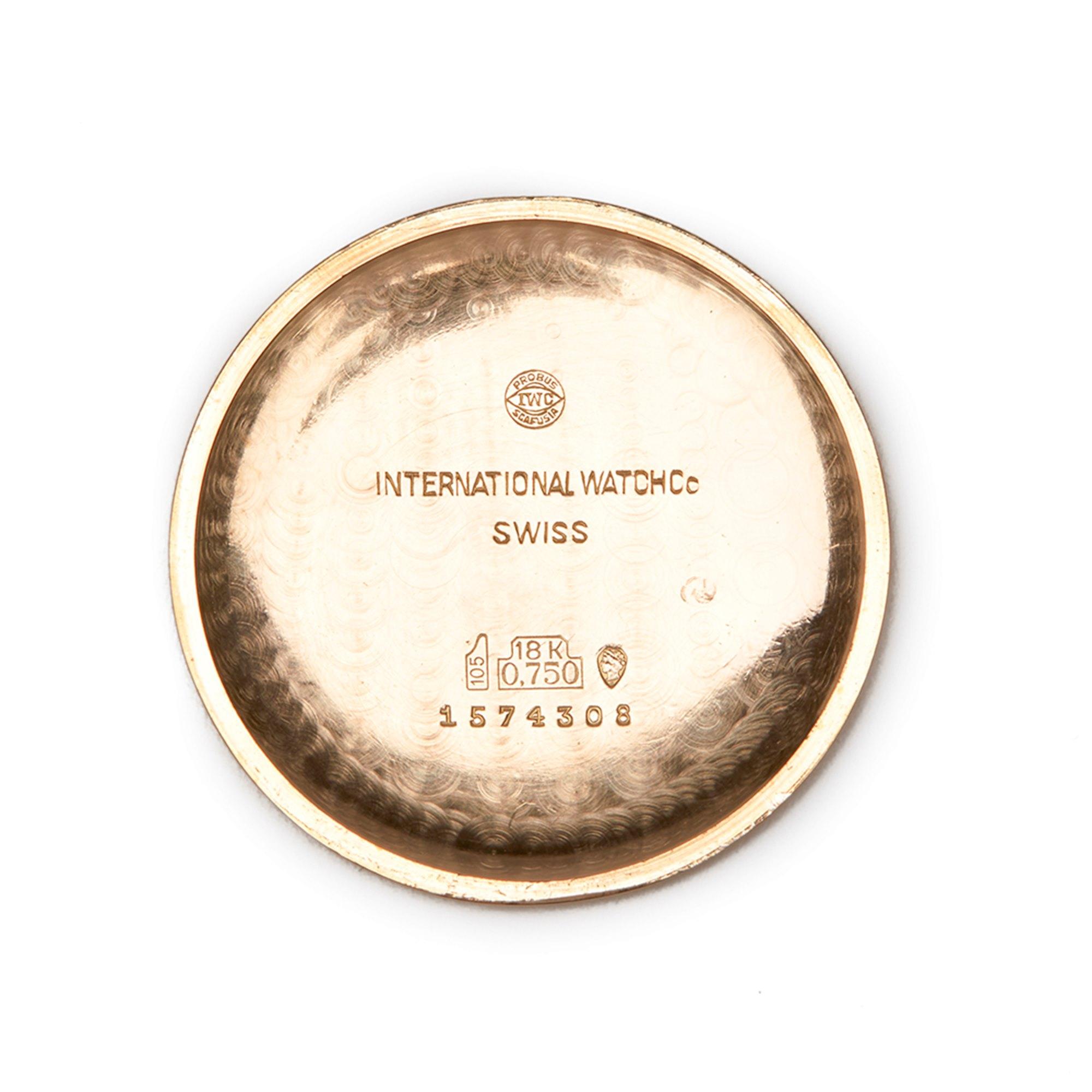 IWC Vintage Cal.89 Rose Gold 1574308
