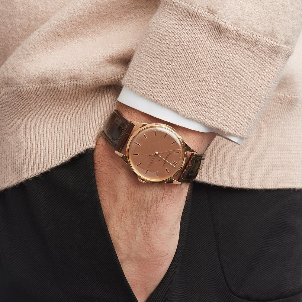 IWC Vintage Cal.89 Rose Gold Cal.89