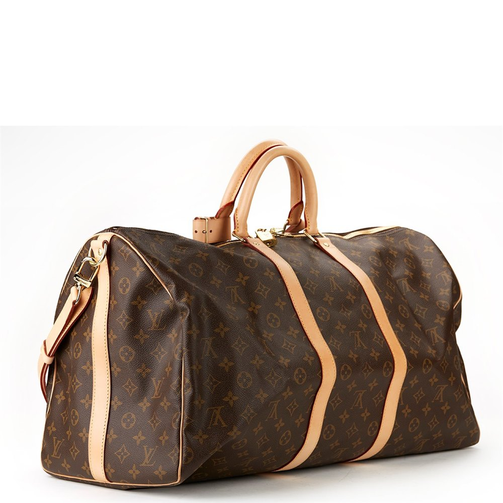 42222d255ee Louis Vuitton Keepall Bandouliere 55 Price