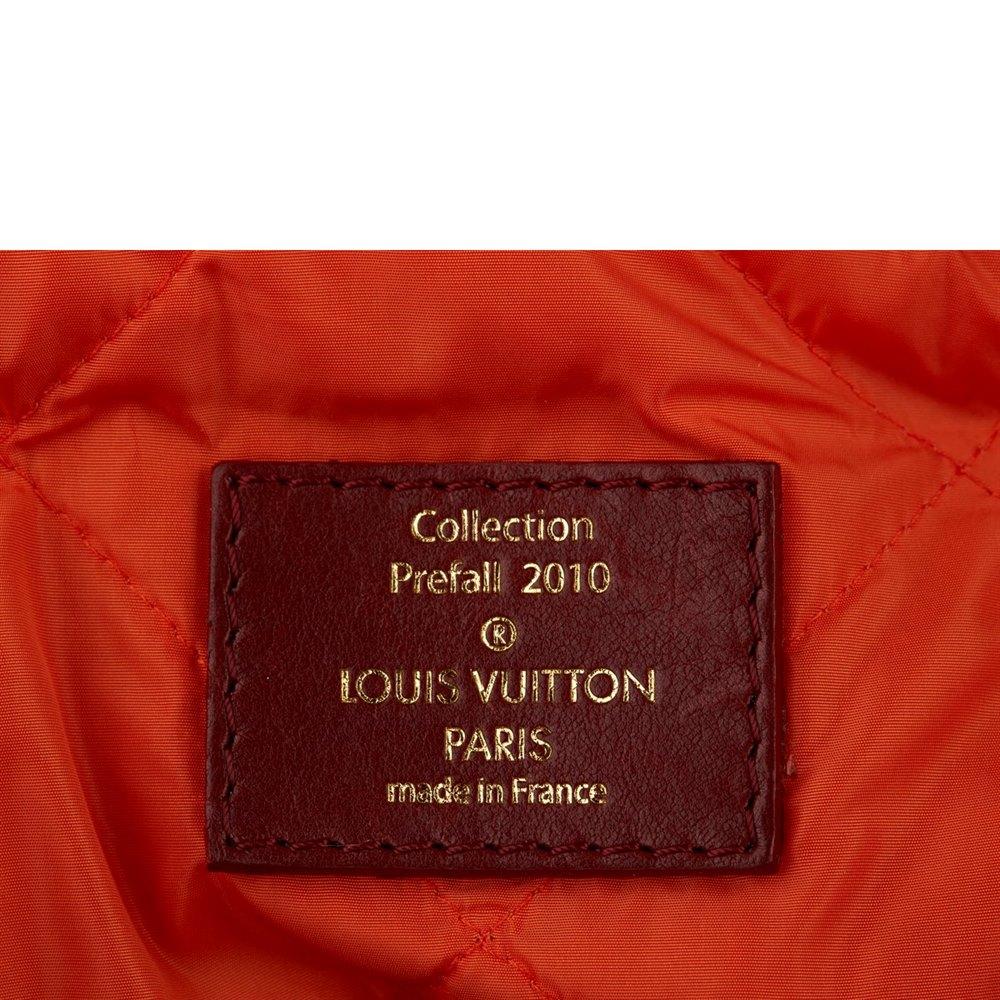 061a29ef0a2 Louis Vuitton Khaki Jacquard Woven Classic Monogram Fabric Limited Edition  Aviator