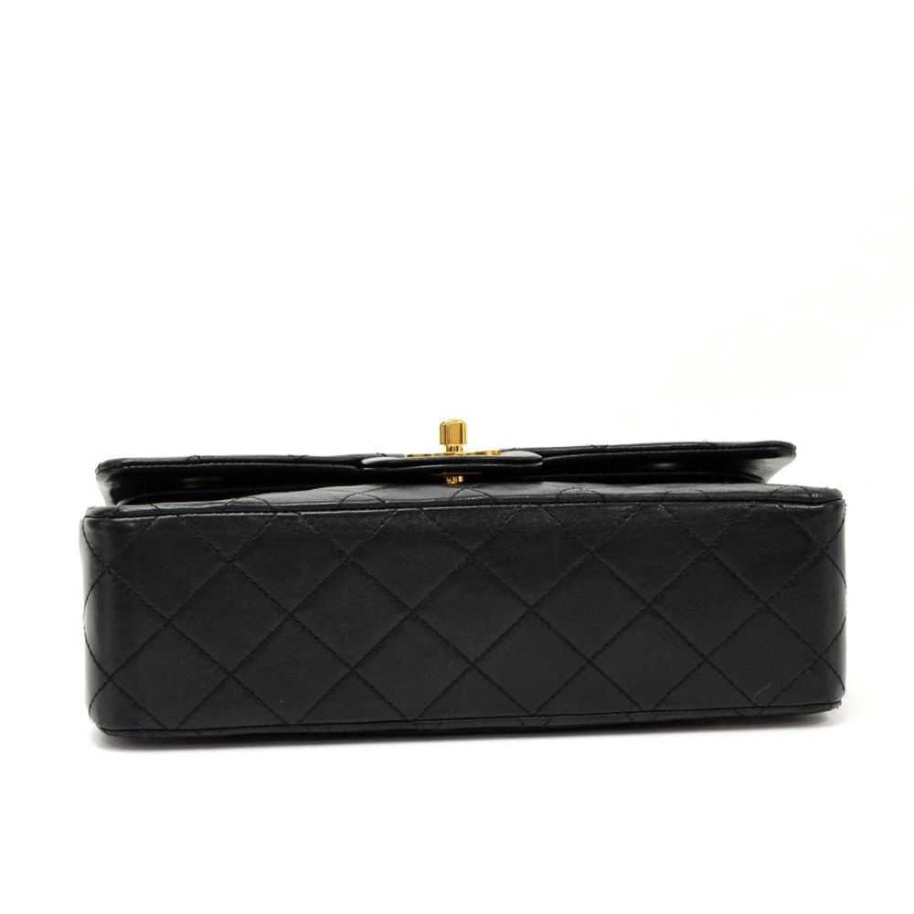 62265f2143d3 Chanel Small Classic Double Flap Bag 1988 HB217 | Second Hand Handbags