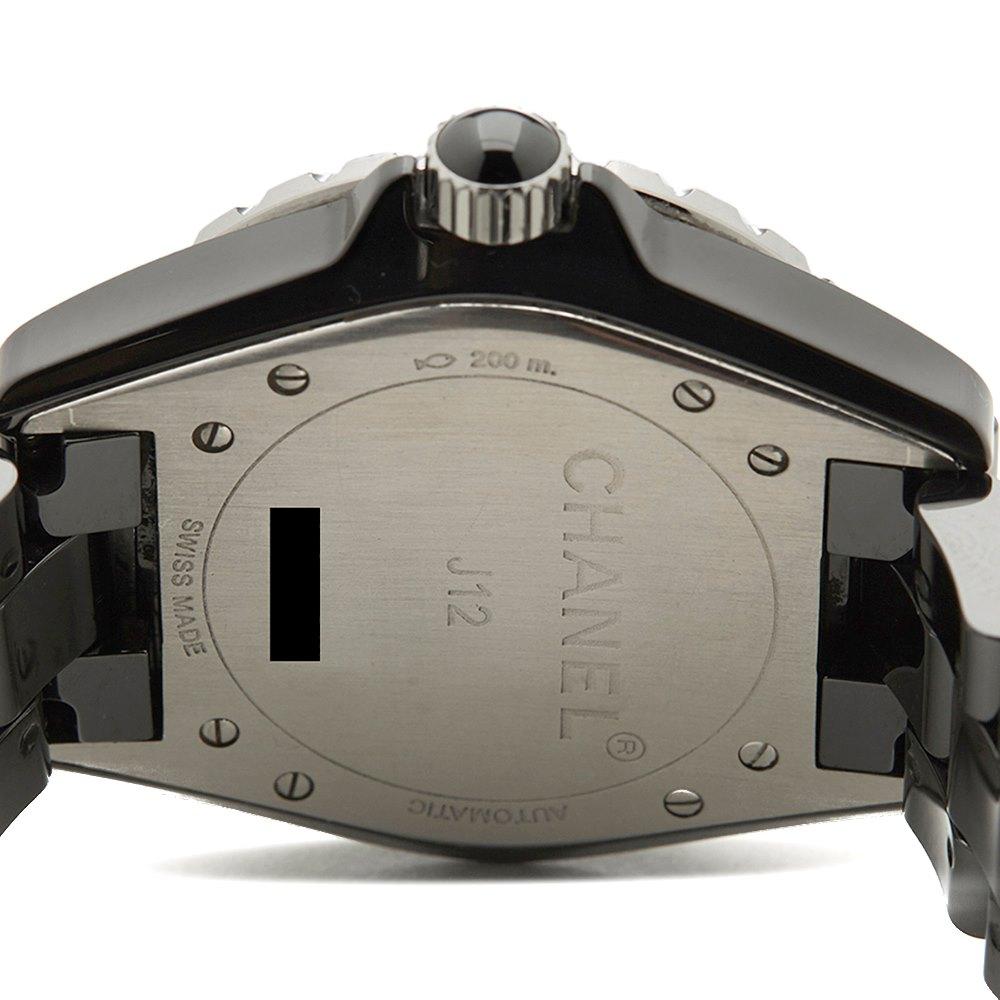Chanel J12 Ceramic H1757