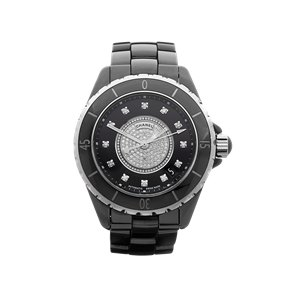 Chanel J12 39mm Ceramic - H1757
