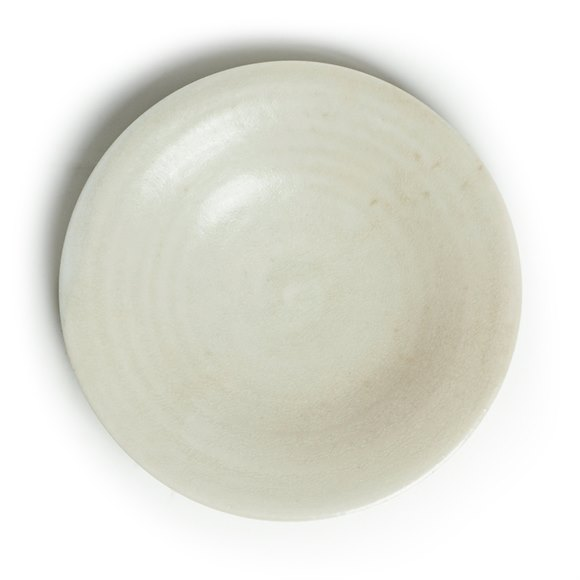Studio Celadon Glazed Porcelain Dish William Mehornay 20 C.