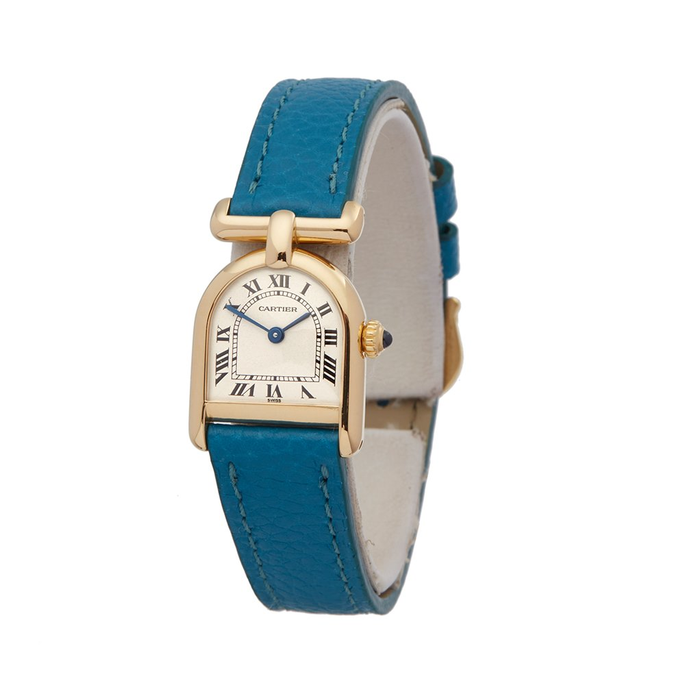 Cartier Romane Yellow Gold 84723374 or 0108