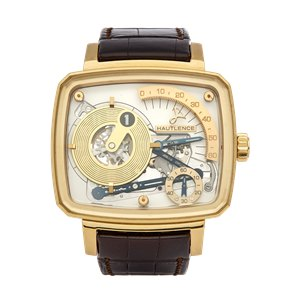 Hautlence HL 01 Limited 35/88 44mm 18K Yellow Gold - HL01