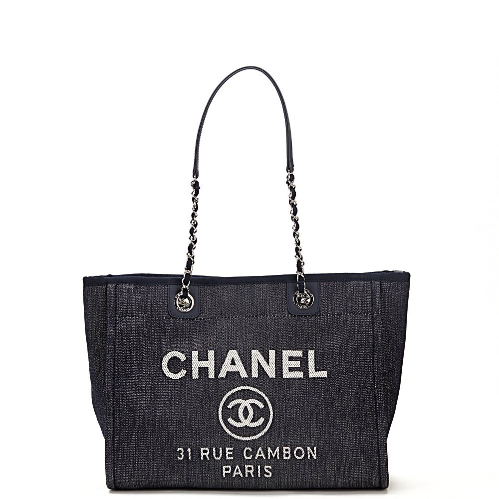 242f3258a7ed7e Chanel Small Deauville Tote Bag | Stanford Center for Opportunity ...
