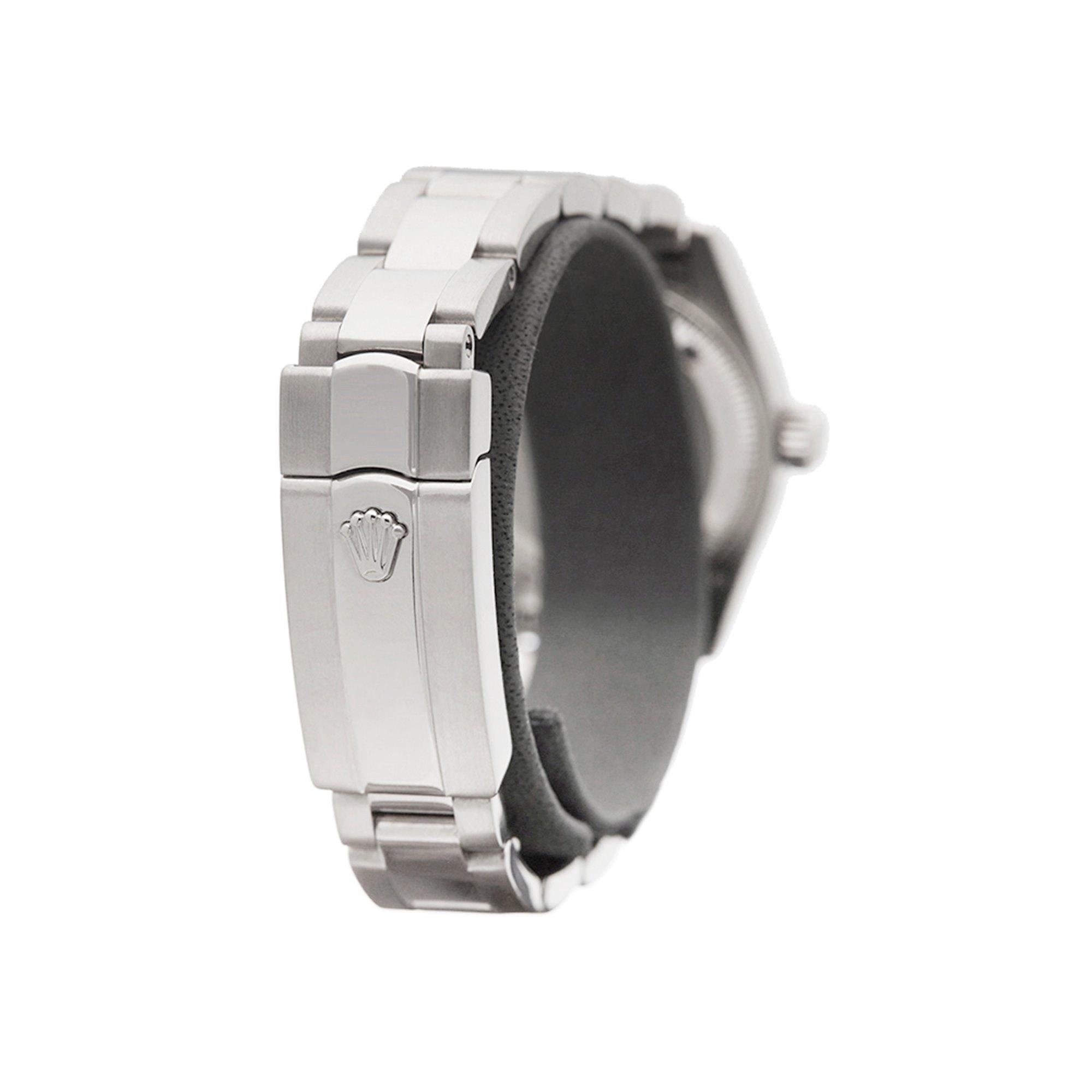 Rolex Datejust 26 Diamond White Gold 179179
