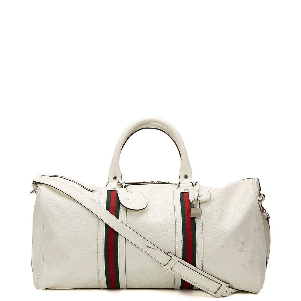 20993d958827 ... Gucci Holdall 2010 CB069 Second Hand Handbags Xupes
