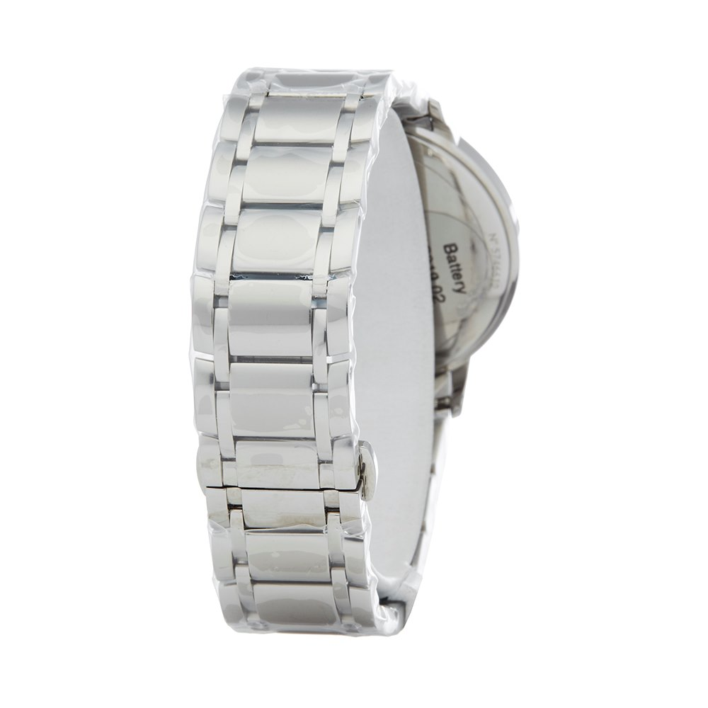 Baume & Mercier Classima Diamond Stainless Steel MOA10225