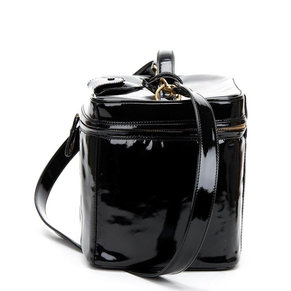 f63c305412d Chanel Timeless 2 Way Vanity Case 1995 HB503 | Second Hand Handbags