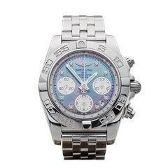 Breitling Chronomat Chronograph 41mm Stainless Steel - AB014012/G712