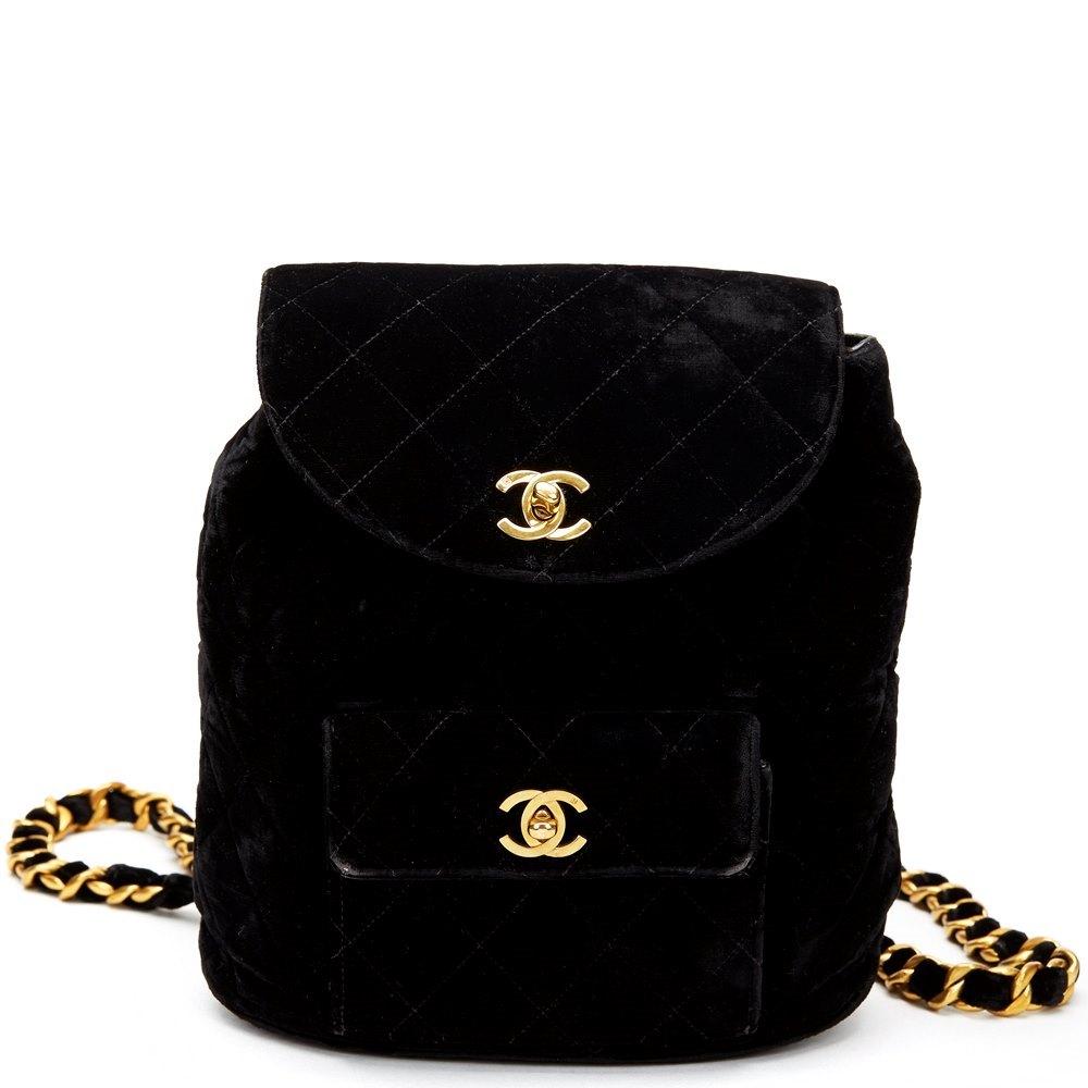 2f16e8433c8a Chanel Mini Backpack 1994 HB504 | Second Hand Handbags | Xupes