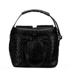 Louis Vuitton Black Damier Python DJ Bag
