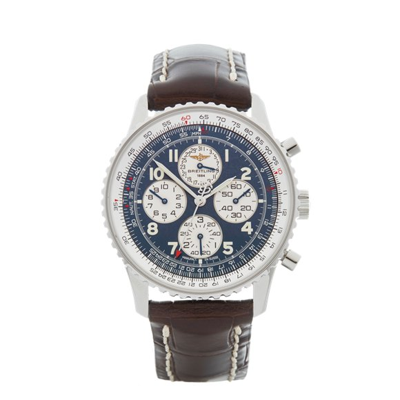 Breitling Navitimer Chronograph Stainless Steel - A33030