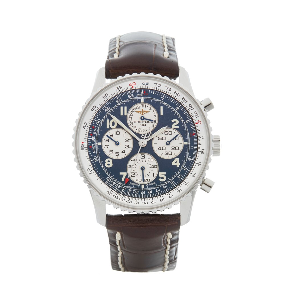 Breitling Navitimer Chronograph Stainless Steel A33030