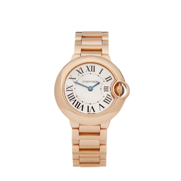 Cartier Ballon Bleu Rose Gold - W69002Z2 or 3007
