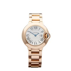 Cartier Ballon Bleu 18k Rose Gold - 3007 or W69002Z2