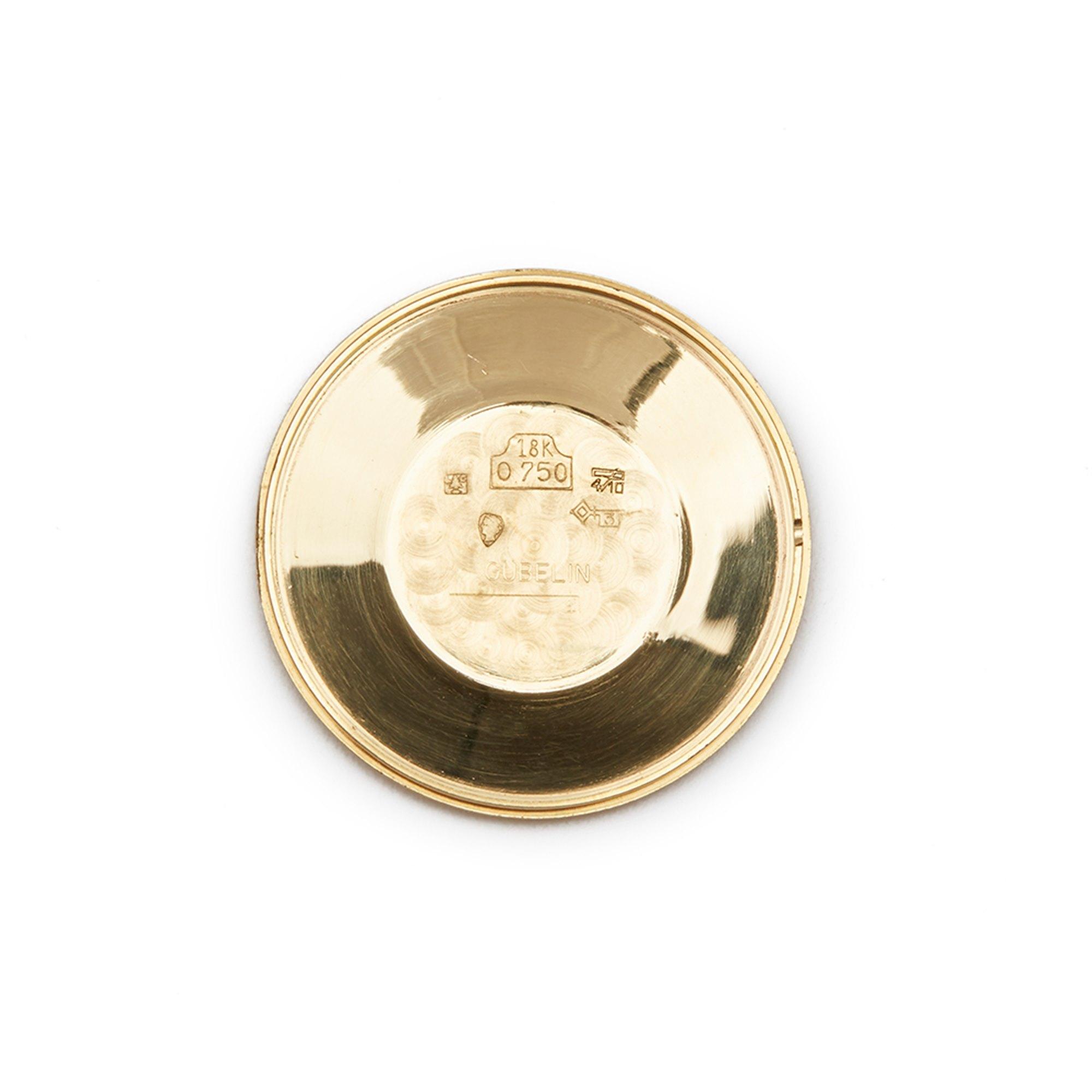 Lecoultre / Gübelin Vintage Yellow Gold 3520