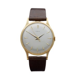 Lecoultre / Gübelin Vintage Yellow Gold - 3520