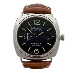 Panerai Radiomir Black Seal 45mm Stainless Steel - PAM00287