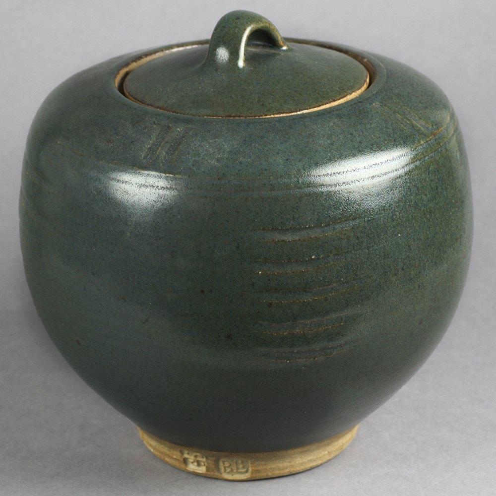 Bernard Leach Studio Pottery Jar 20th Century