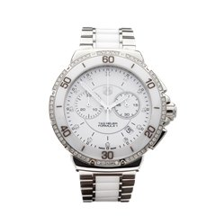 Tag Heuer Formula 1 Chronograph 42mm Stainless Steel - CAH1213