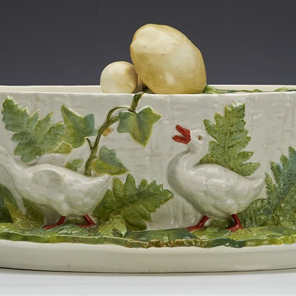 MINTON GAME PIE DISH Date code for 1880