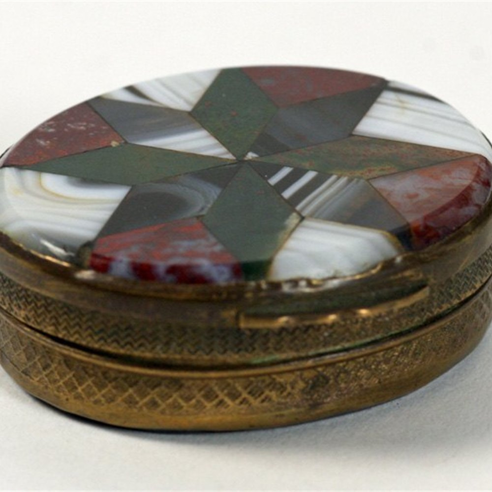Georgian Snuff Box Believed to date from around 1800