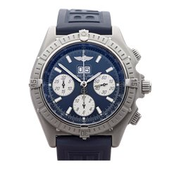 Breitling Crosswind Big Date Chronograph 44mm Stainless Steel - A4435512/C516