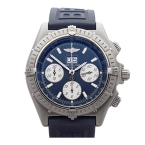 Breitling Crosswind Big Date Chronograph Stainless Steel - A4435512/C516