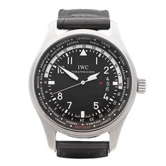 IWC Pilot's WorldTimer GMT 45mm Stainless Steel - IW326201