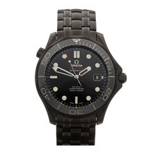 Omega Seamaster Hercules Custom 41mm Dlc Coated Stainless Steel - 212.30.41.20.01.003
